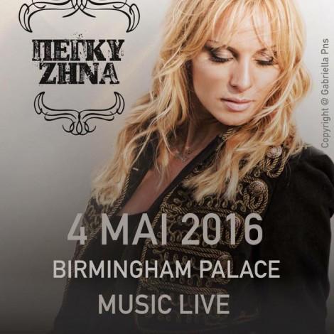 Birmingham Palace • Βρυξέλλες • 04.05.2016